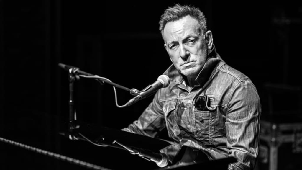 The Boss on Broadway: A Once in a Lifetime Experience