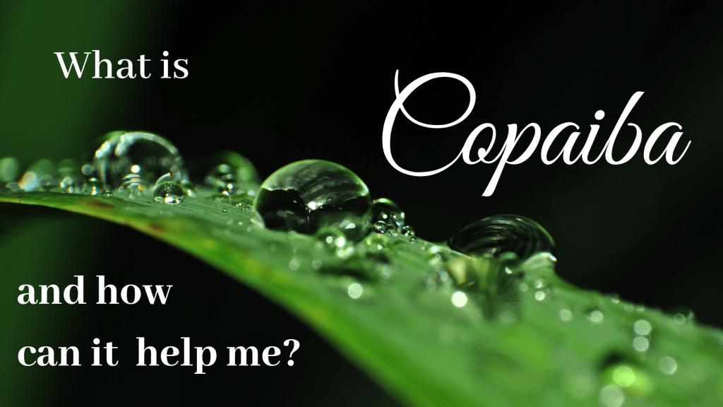 Using Copaiba Oil to Help Manage Arthritis Symptoms