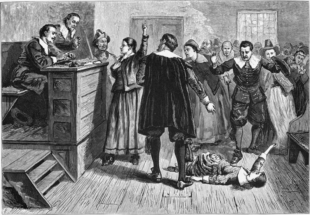 The Books of the Salem Witch Trials