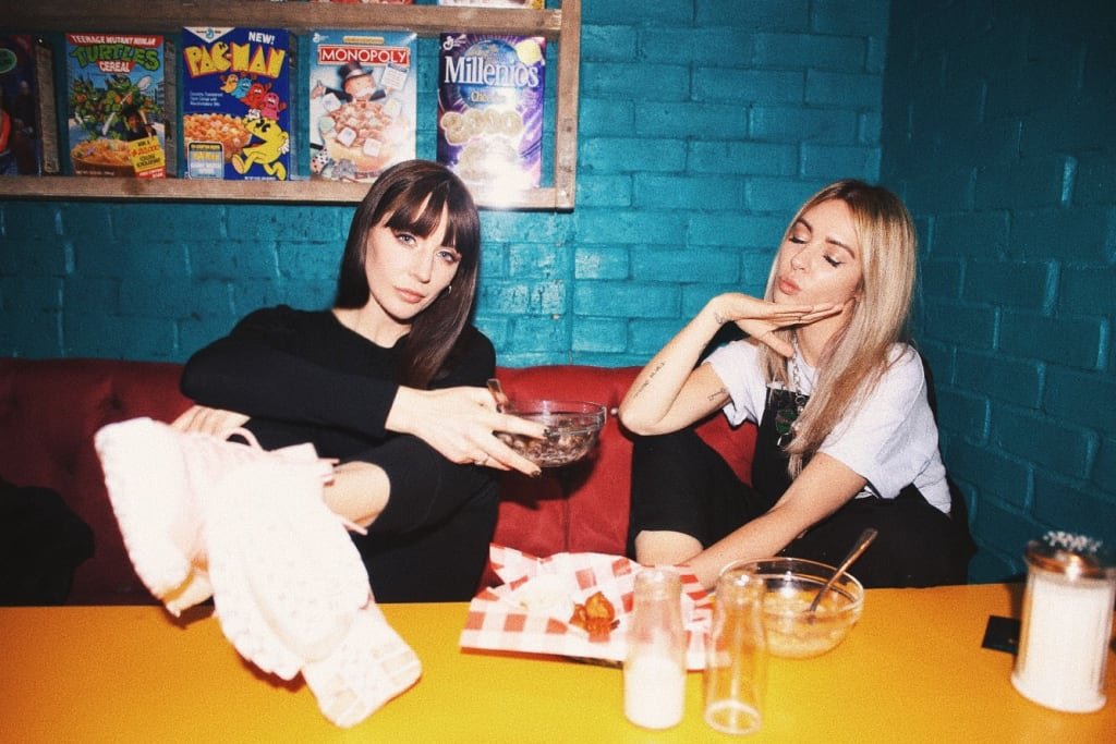Cereal Dating With Alison Wonderland