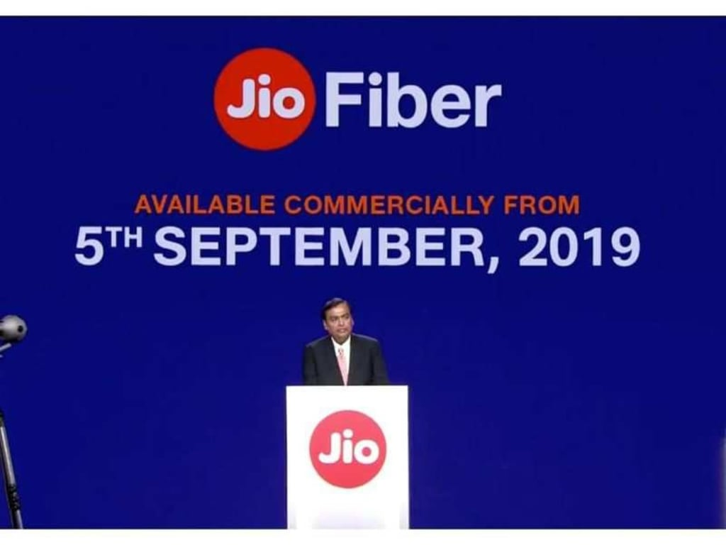 Jio Fiber Welcome Offers: Free 4K TV, Free Landline Phone With Unlimited Calls and More