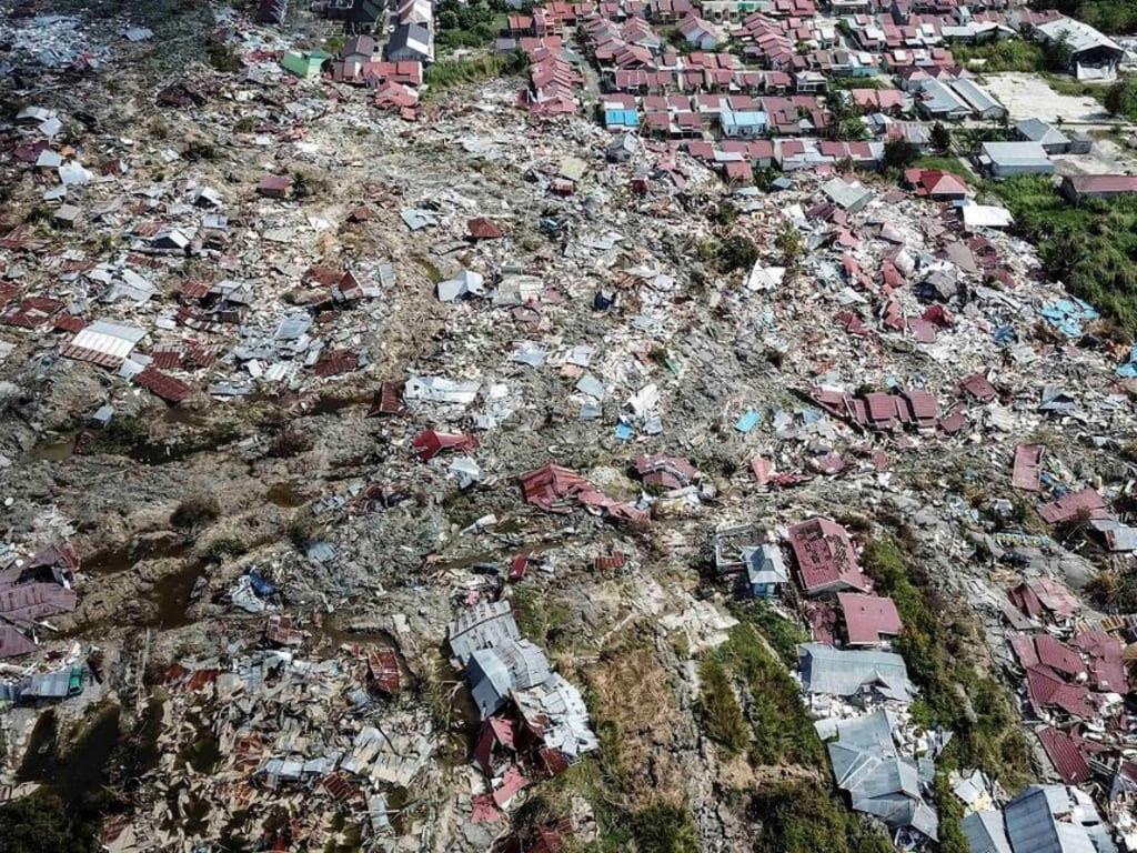 Sulawesi Disaster