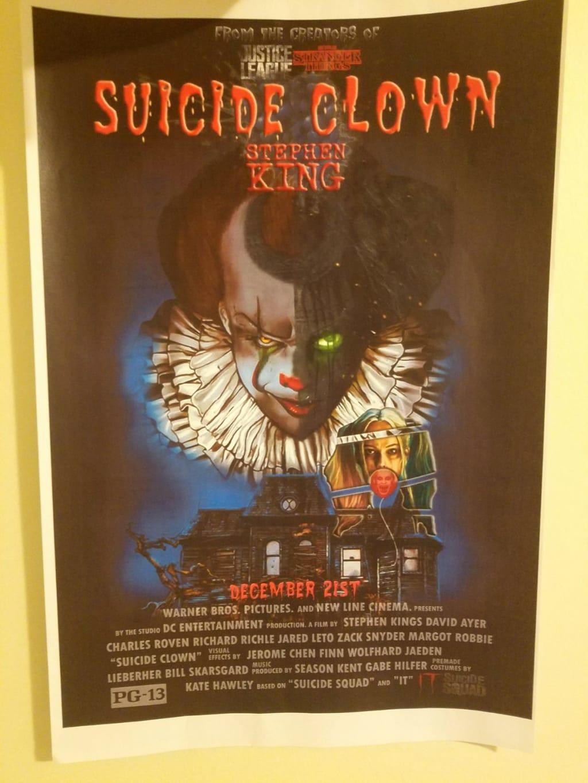 Suicide Clown