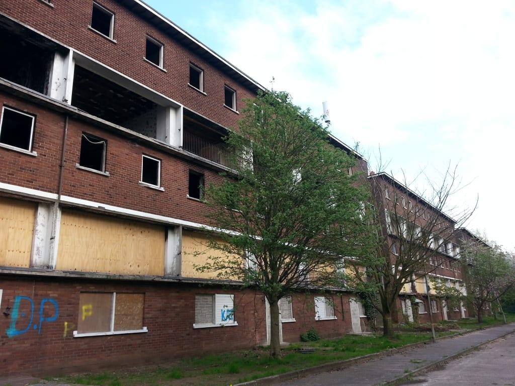 Abandoned Belfast—'Parklands'