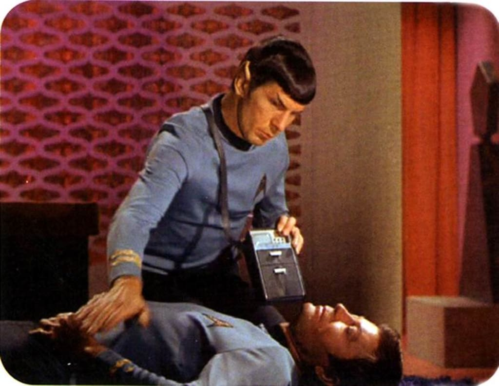Star Trek Tricorders Left The Science Fiction Realm to Become Science Reality