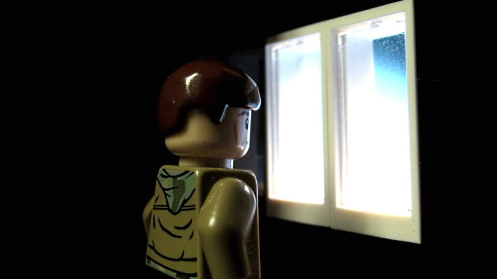 Someone Created a LEGO Styled Interstellar Trailer and It's So...