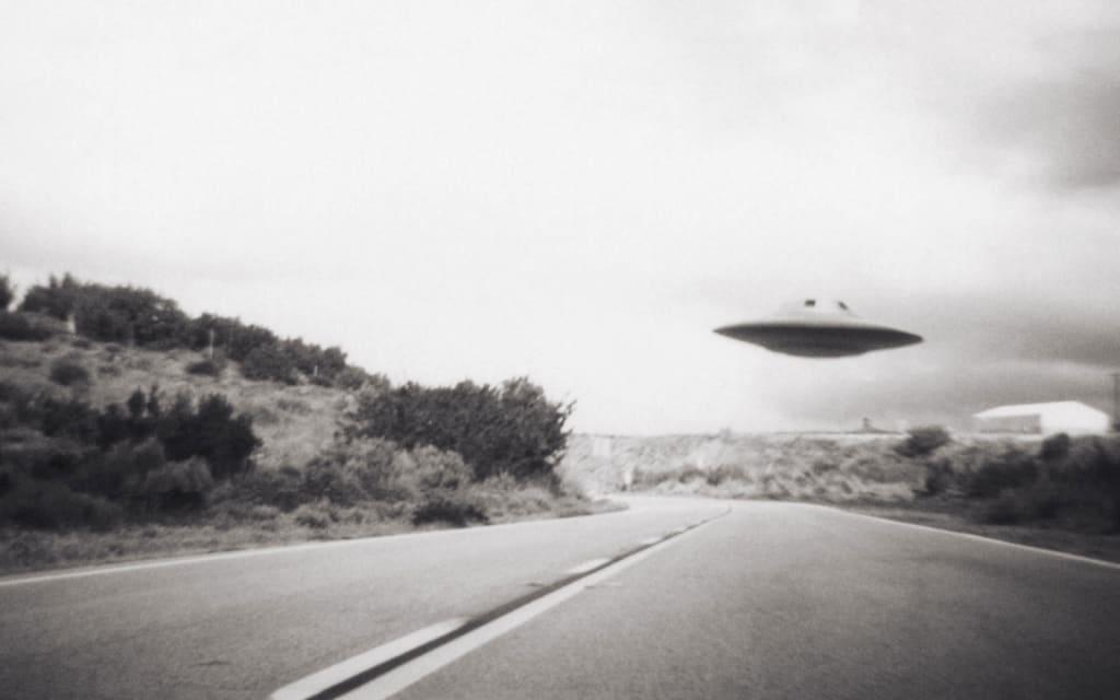UFO Sightings Declassified by CIA