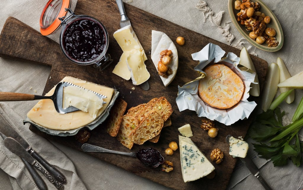 How to Make a Wine and Cheese Board When You're on a Budget