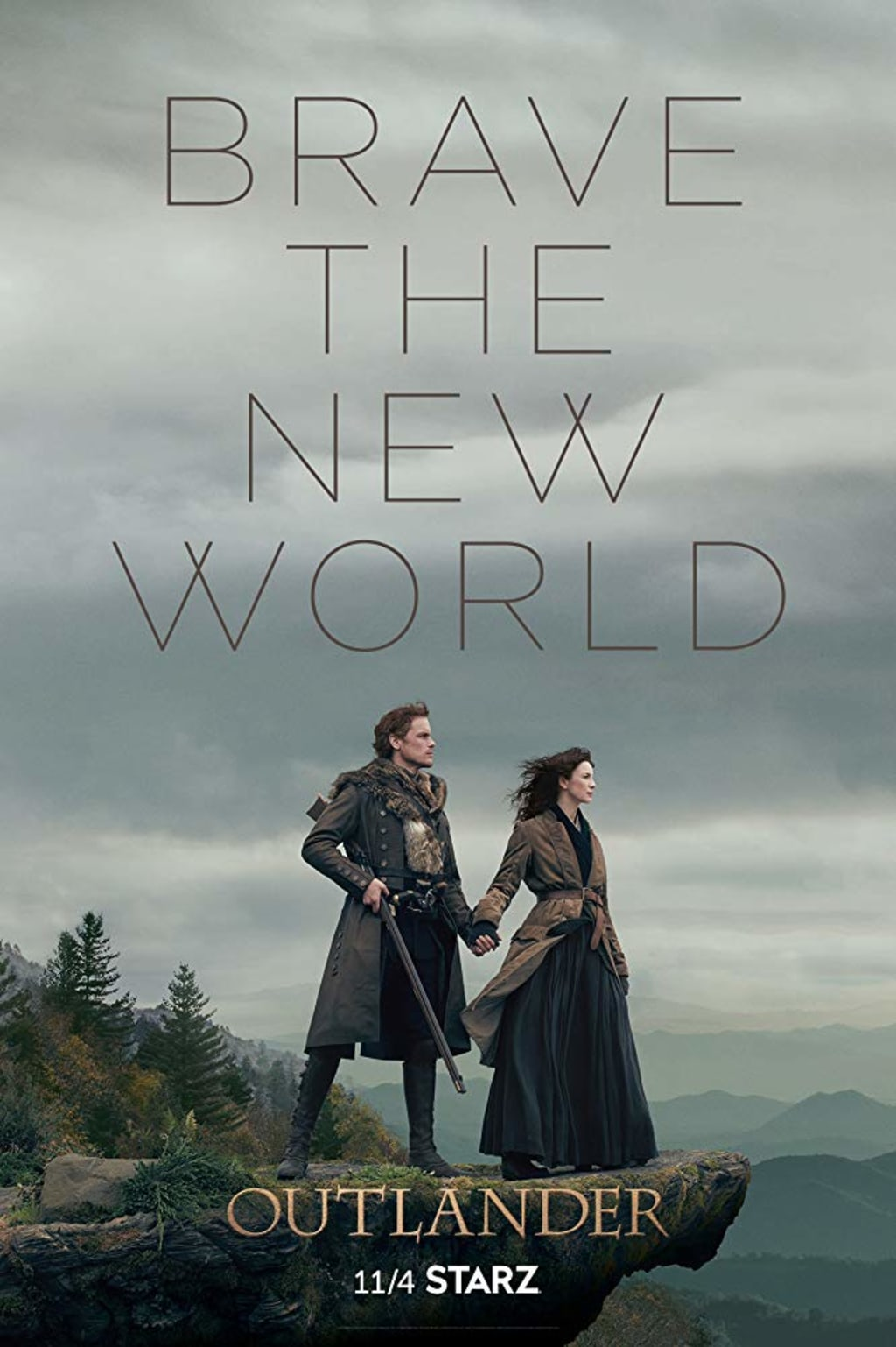 Review of 'Outlander' 4.6
