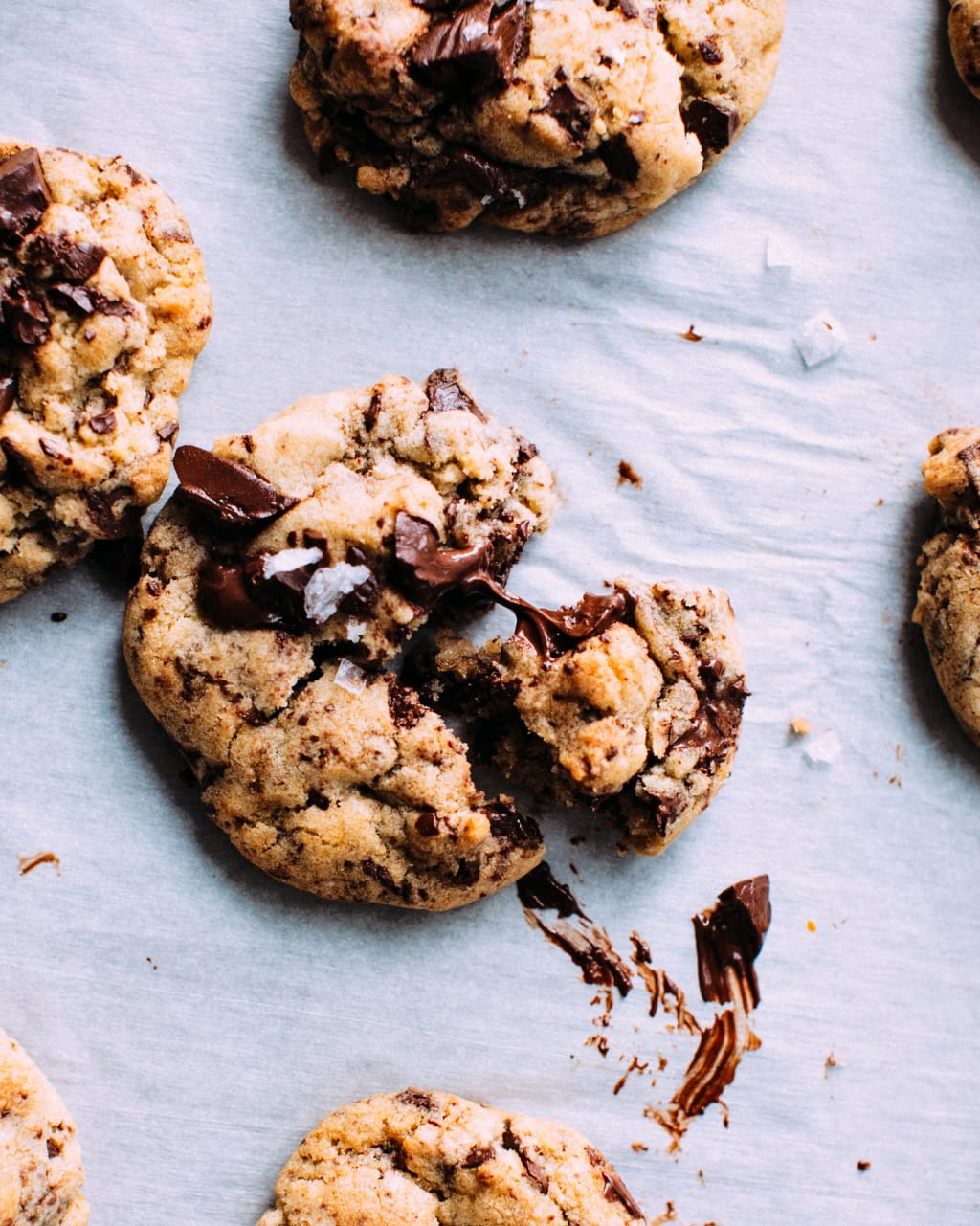 An Honest Chocolate Chip Cookie Recipe