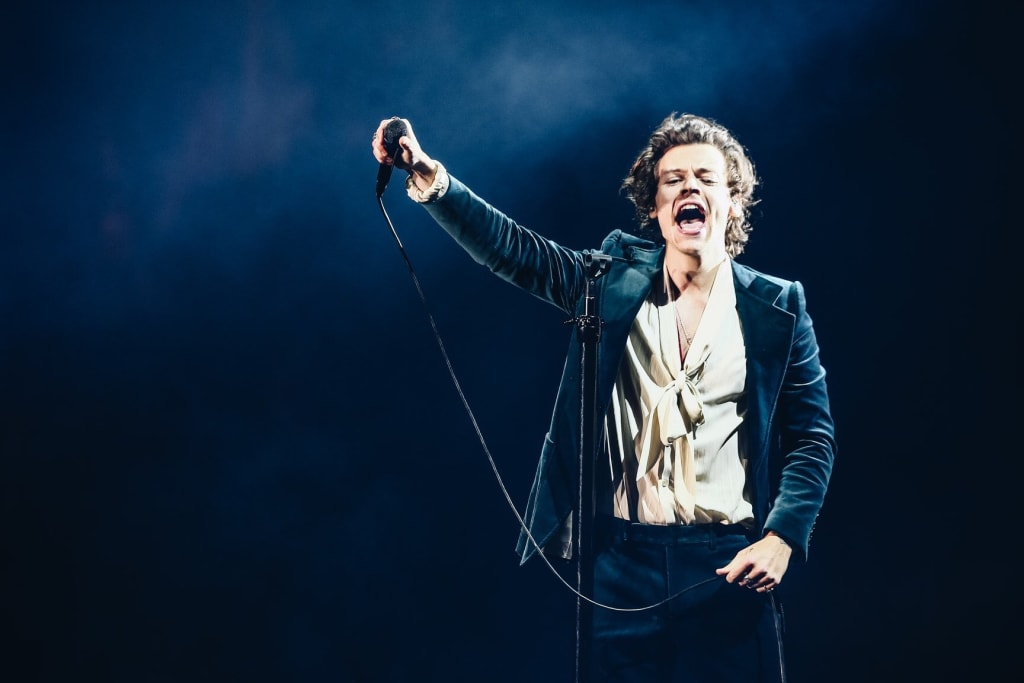 A Night with Harry Styles