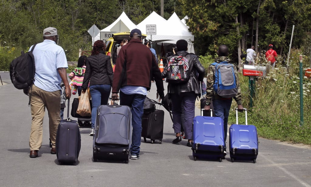 Influx of Asylum Seekers In Canada Prompts Military Support
