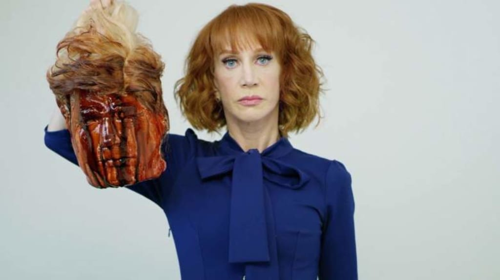 An Open Letter To Kathy Griffin