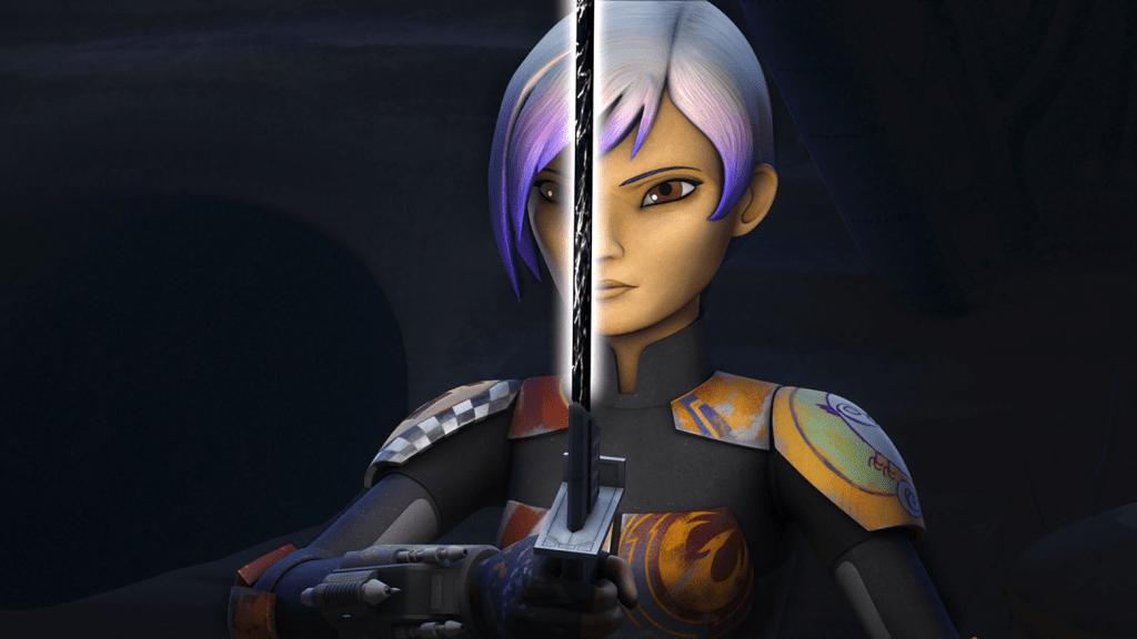 How 'Star Wars Rebels' Expanded George Lucas's Lightsaber Mythology for the Darksaber