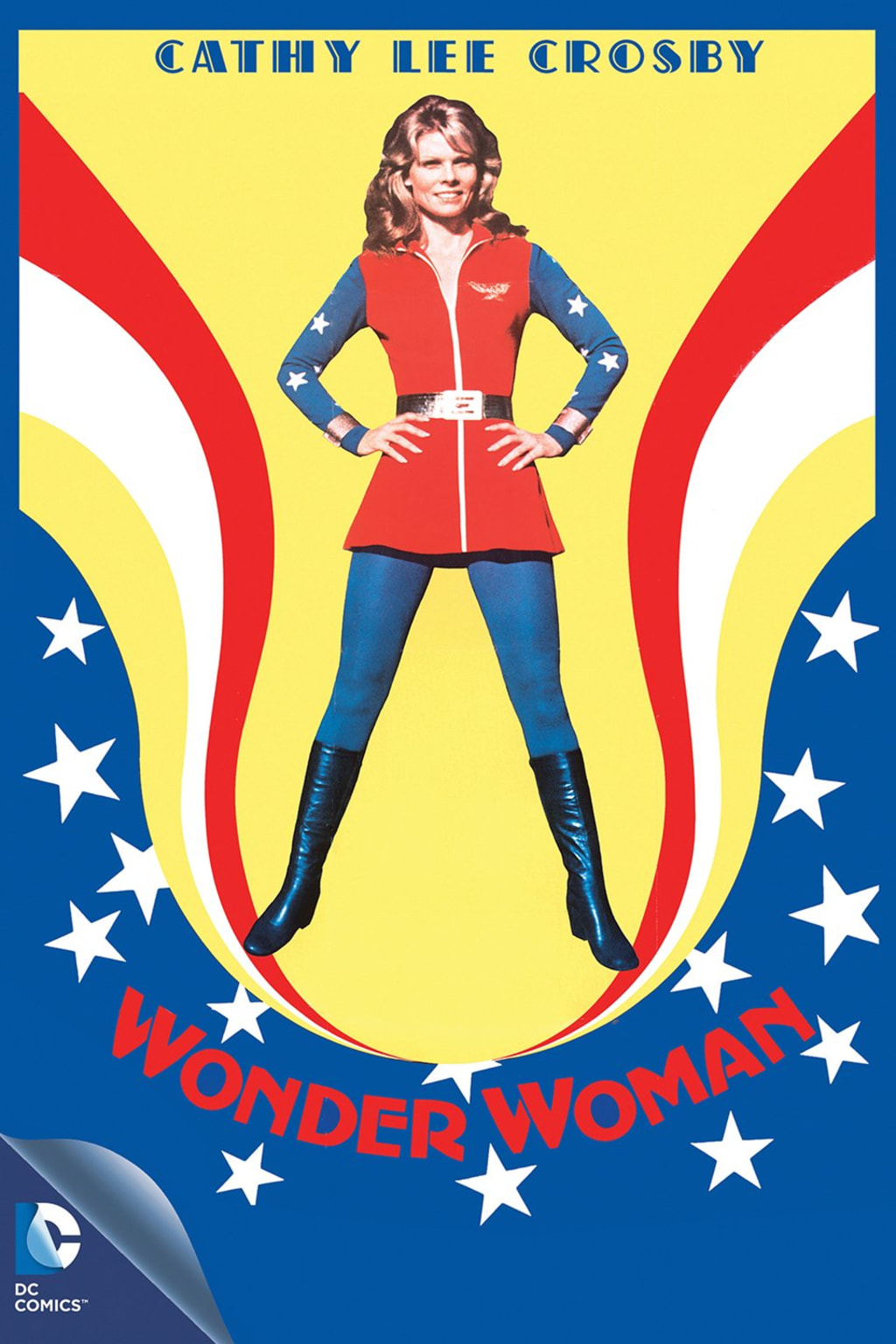 The Wonder Woman Everyone Forgot About; Cathy Lee Crosby