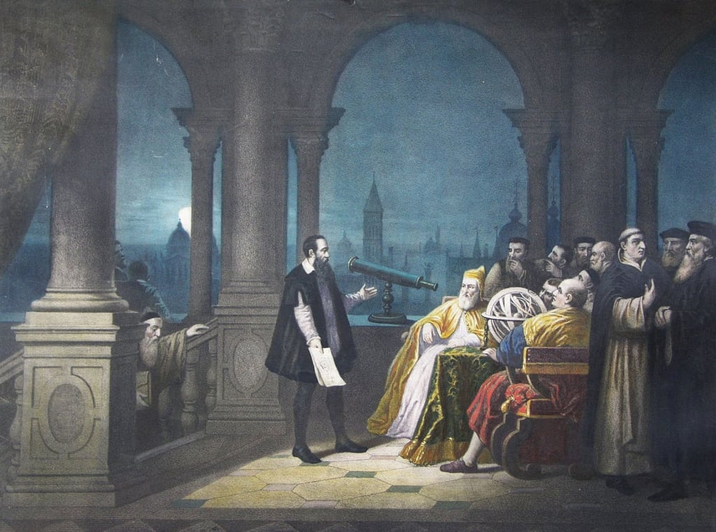The Abjuration of the Astronomer