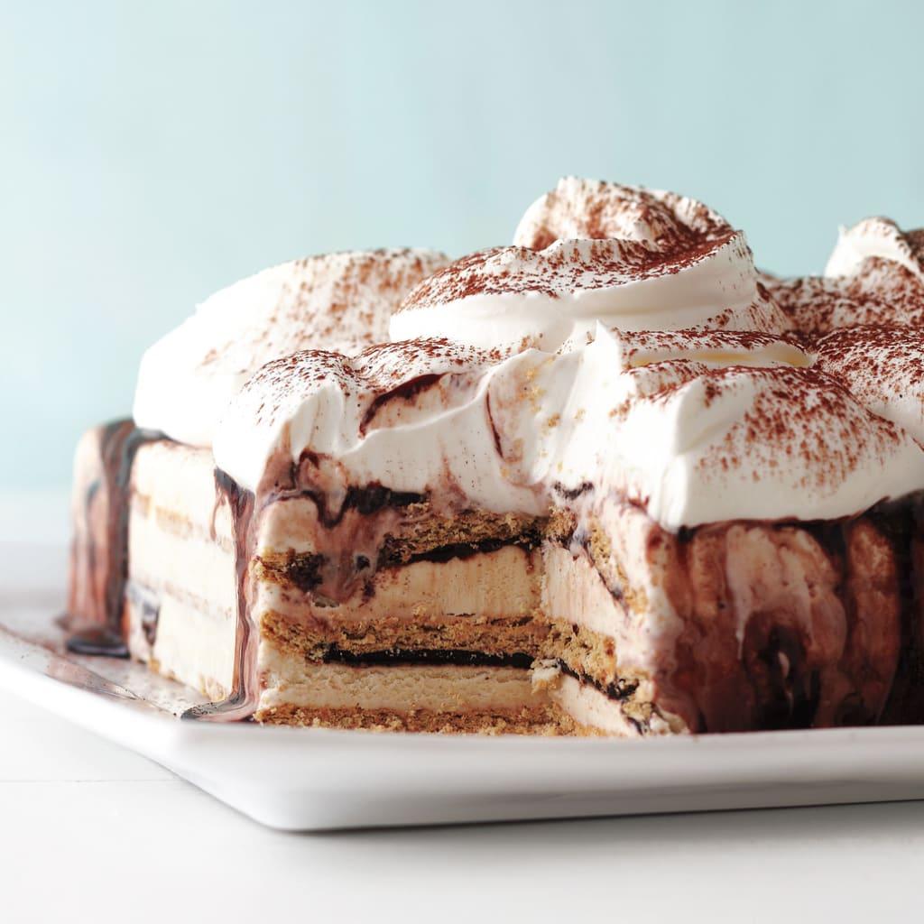 Inventive Ice Cream Desserts