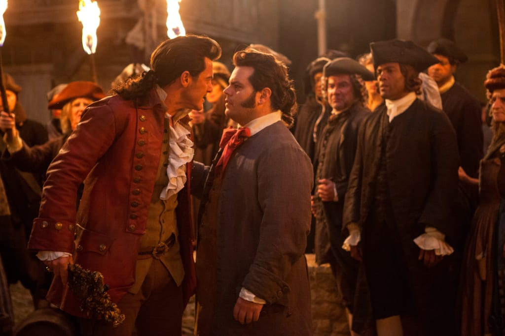 Josh Gad Shuts down Homophobic Critics Whining About Gay Character's Inclusion in 'Beauty and the Beast'