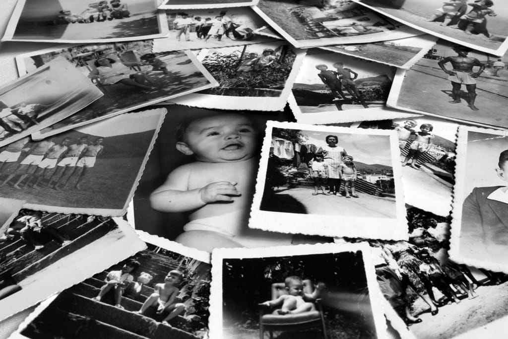 My Memories of Parents