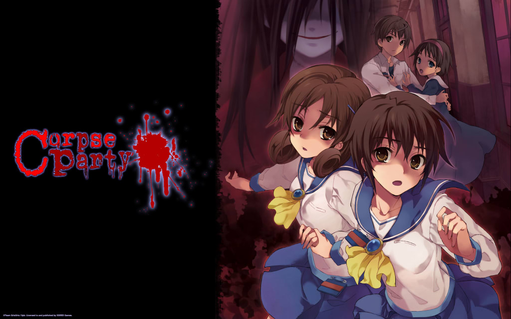 Let S Talk About Corpse Party