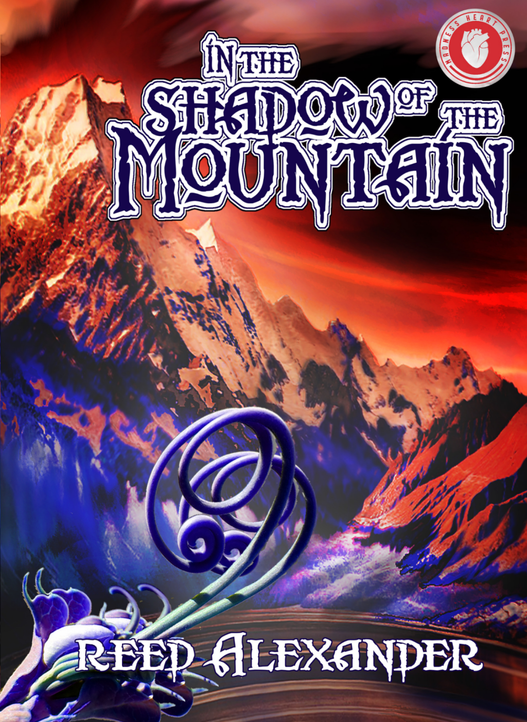 A Sample: In the Shadow of the Mountain by Reed Alexander, 2019