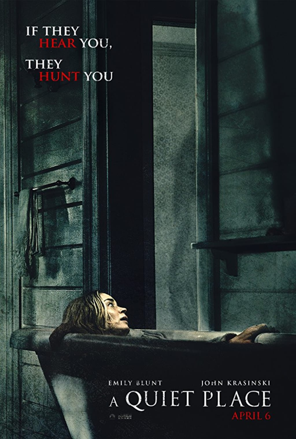 Reed Alexander's Horror Review of 'A Quiet Place' (2018)