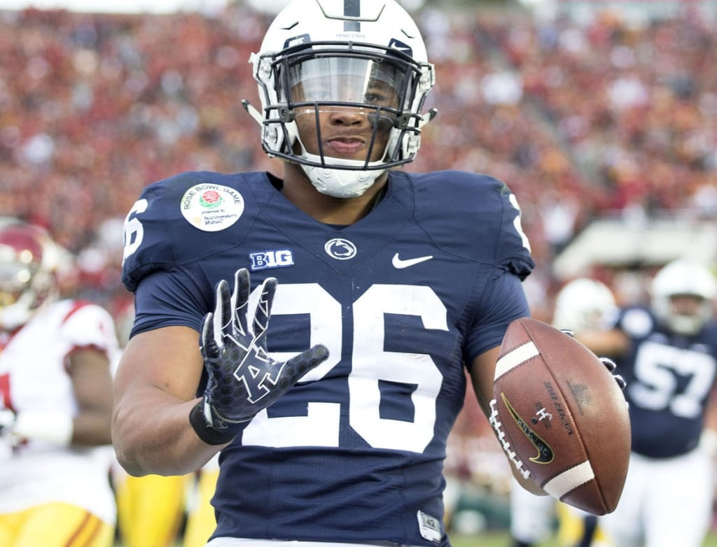 How Far Can Barkley and McSorley Maturation Take Nittany Lions?