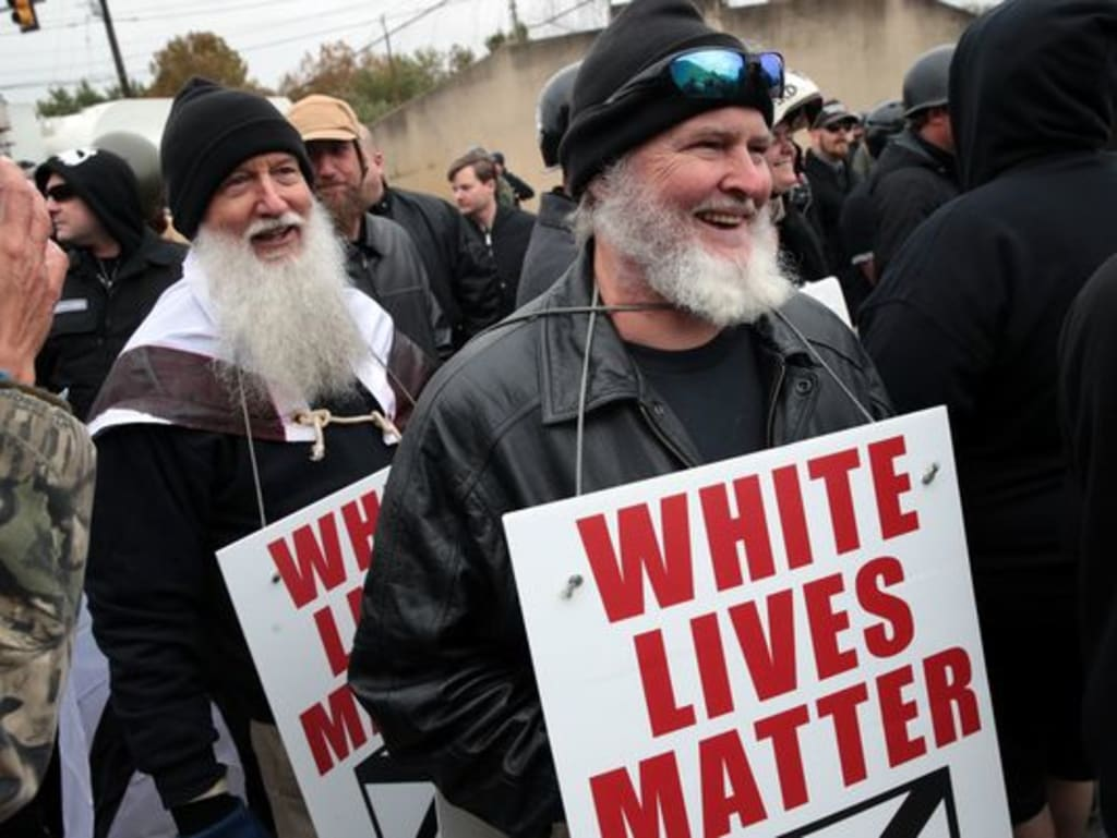 White Paternalism