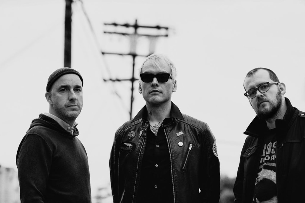 Alkaline Trio and Anxiety