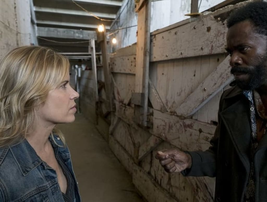 The Biggest Moments from Fear the Walking Dead Season 3 Episode 14, El Matadero