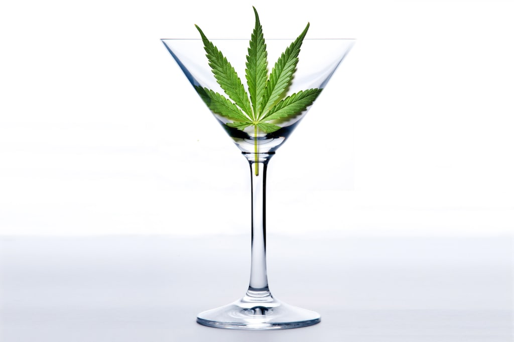 cannabis vodka effects