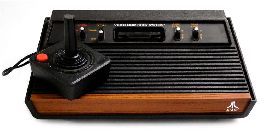 The History of Video Games: Part 1 - The Rise of the Atari 2600.