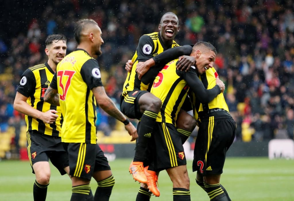 Watford Maintain a Perfect Start
