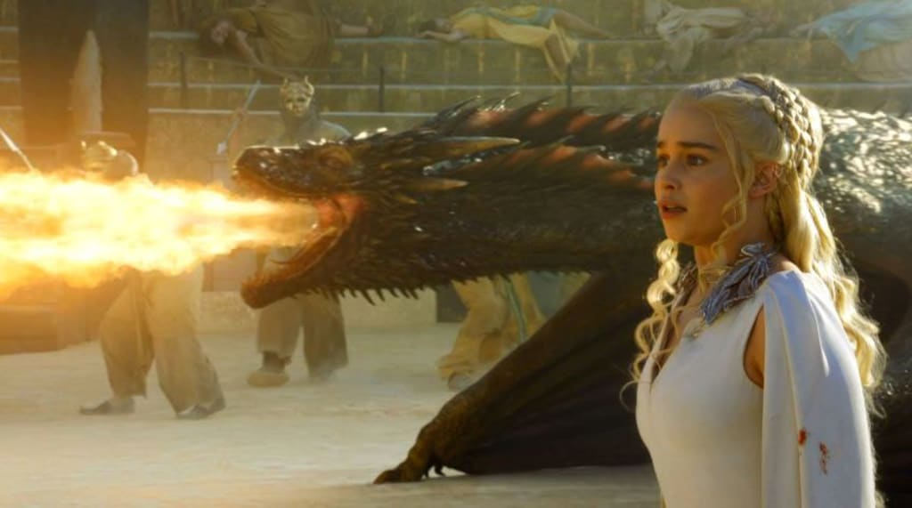 Burn Baby Burn: 'Game of Thrones' Season 7 Just Scored a World Record for Setting 73 Actors on Fire at Once