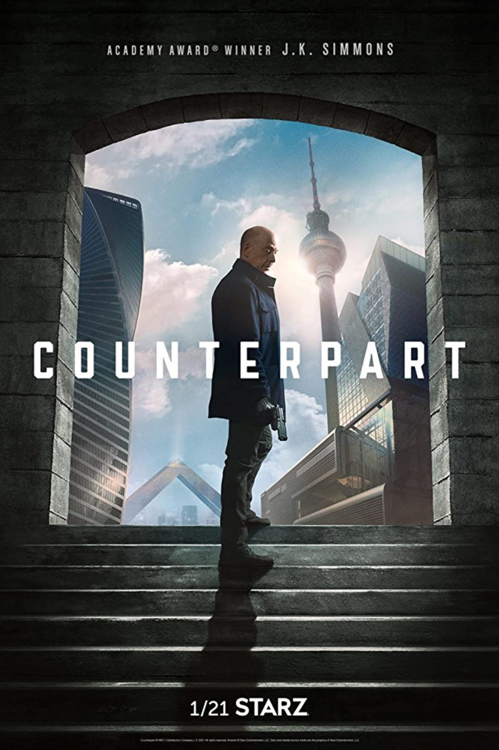 Review of 'Counterpart' 1.6