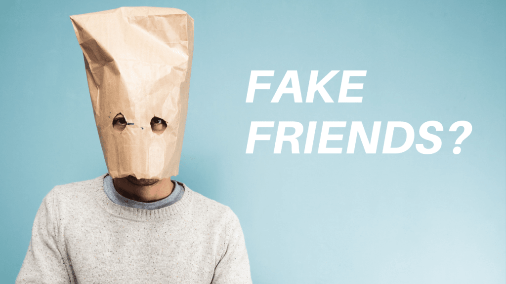 Fair Weather Friend - How to Avoid Being Dumped