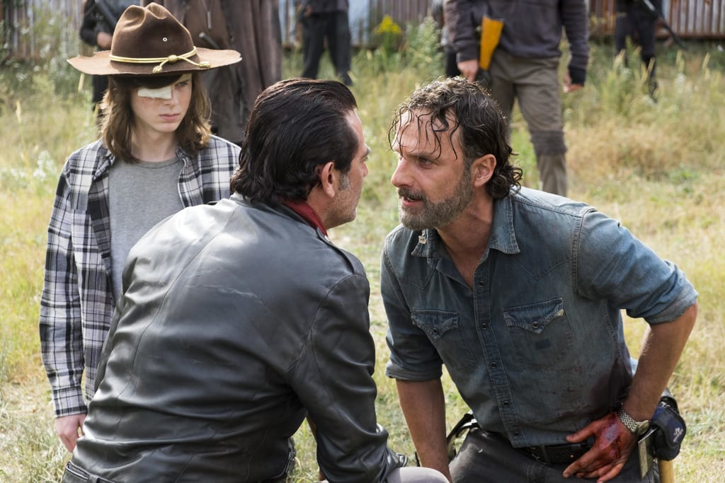 Catch Up On 'The Walking Dead' With These Recaps