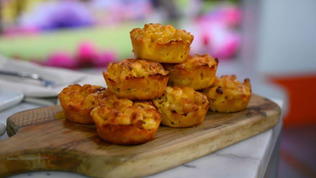 Mac and Cheese Muffins Recipe