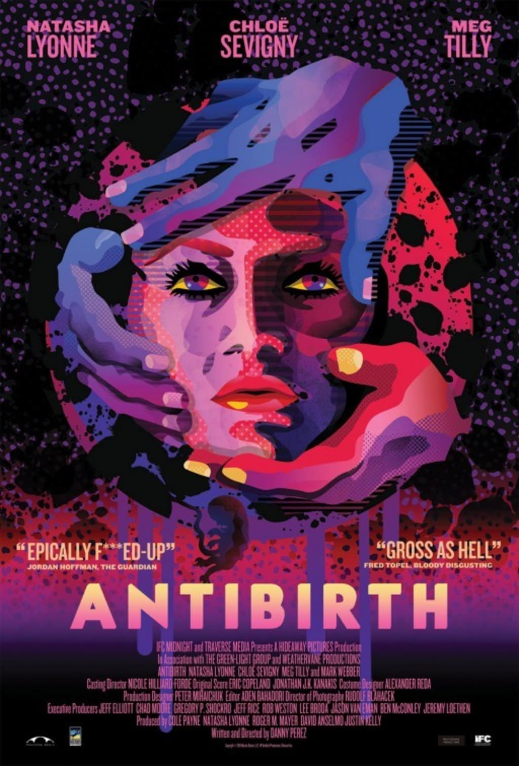 Reed Alexander's Horror Review of 'Antibirth' (2016)