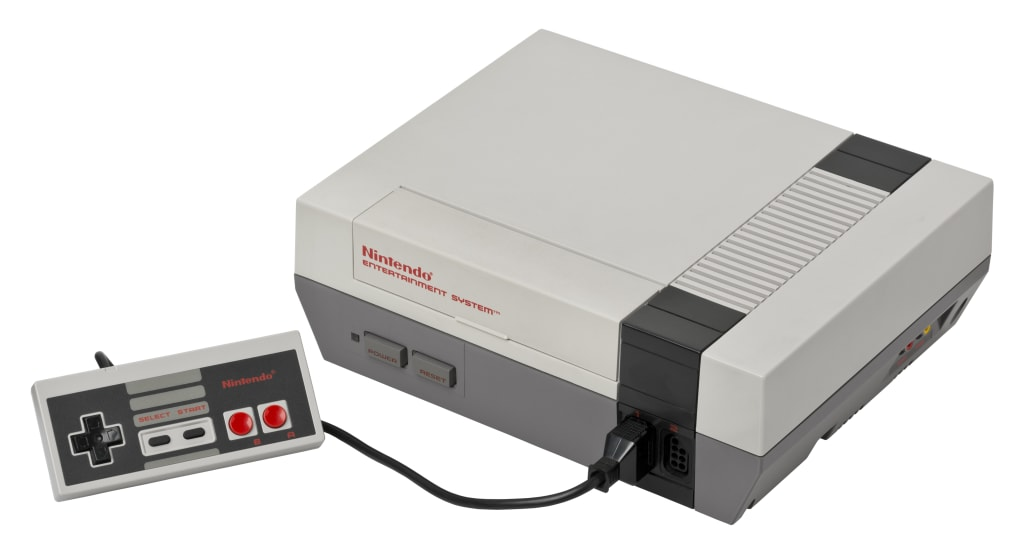 Old School Gamers Unite: Retro Video Games Rule Once More