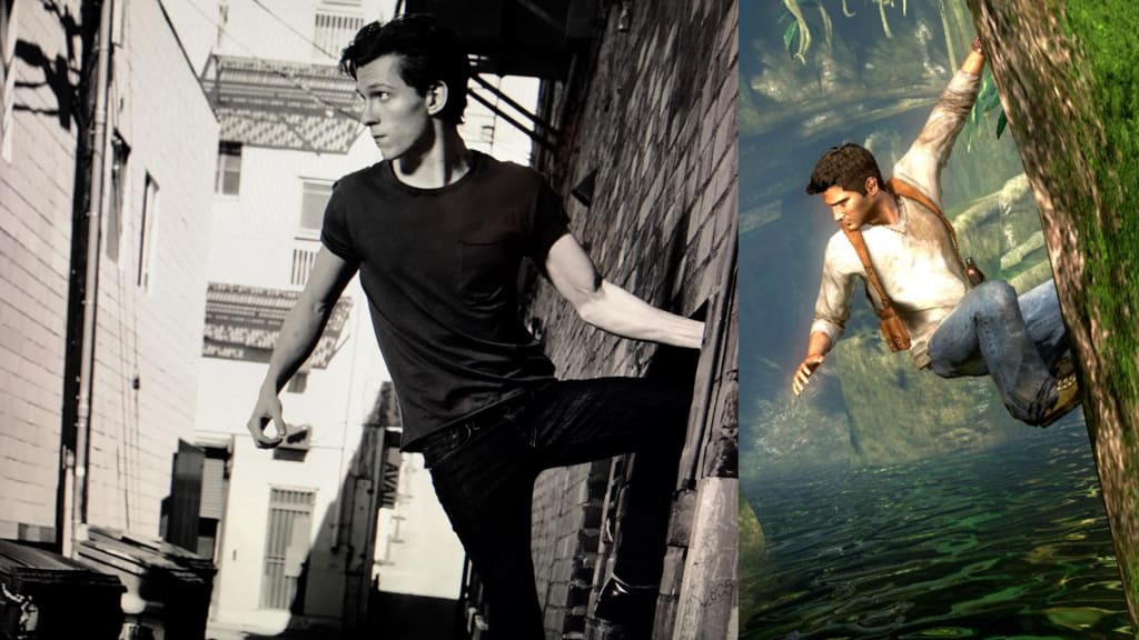 5 Reasons Tom Holland Is Already A Young Nathan Drake In Disguise
