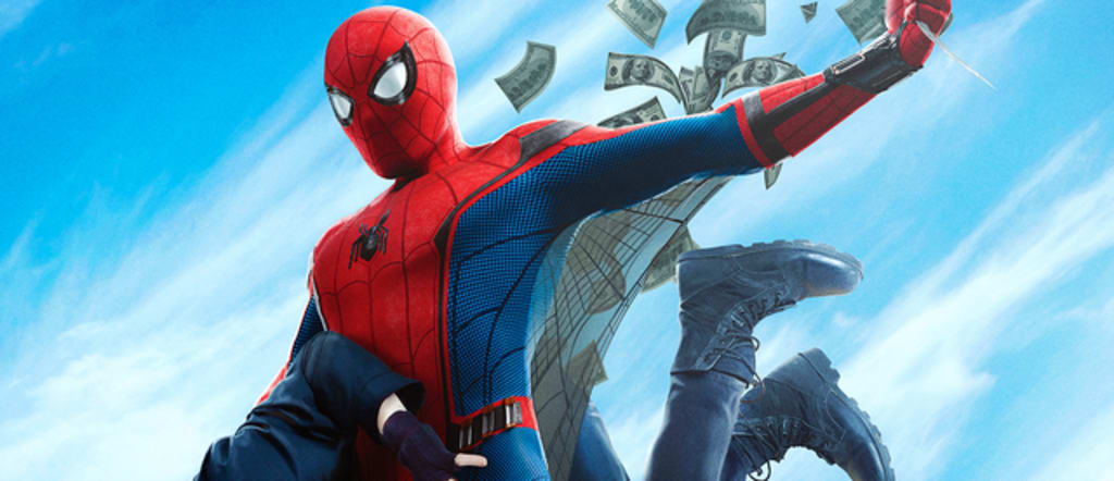 The Post-Credit Scene Of 'Spider-Man: Homecoming' Sets Up Another Feathered Foe For Future Films