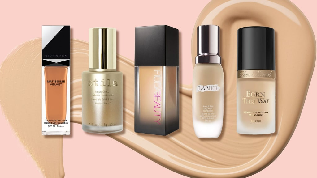 Best Ways to Make Foundation Appear Smoother