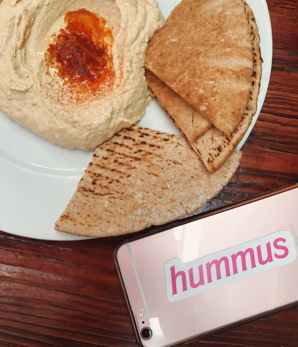 "Being Called ""Hummus Queen"" and Eight Other Things That Have Happened Since I Went Vegan"