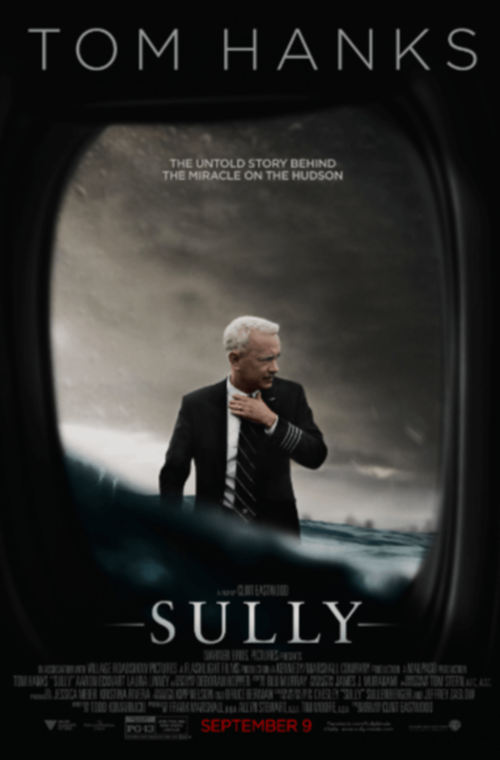 Near Miss in 'Sully' Takes You for a Fake News Ride on the Hudson