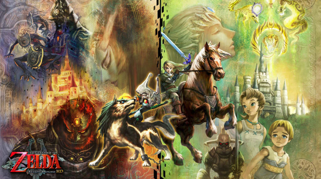 'The Legend of Zelda: Twilight Princess' (Great in Concept, Underwhelming in Execution)