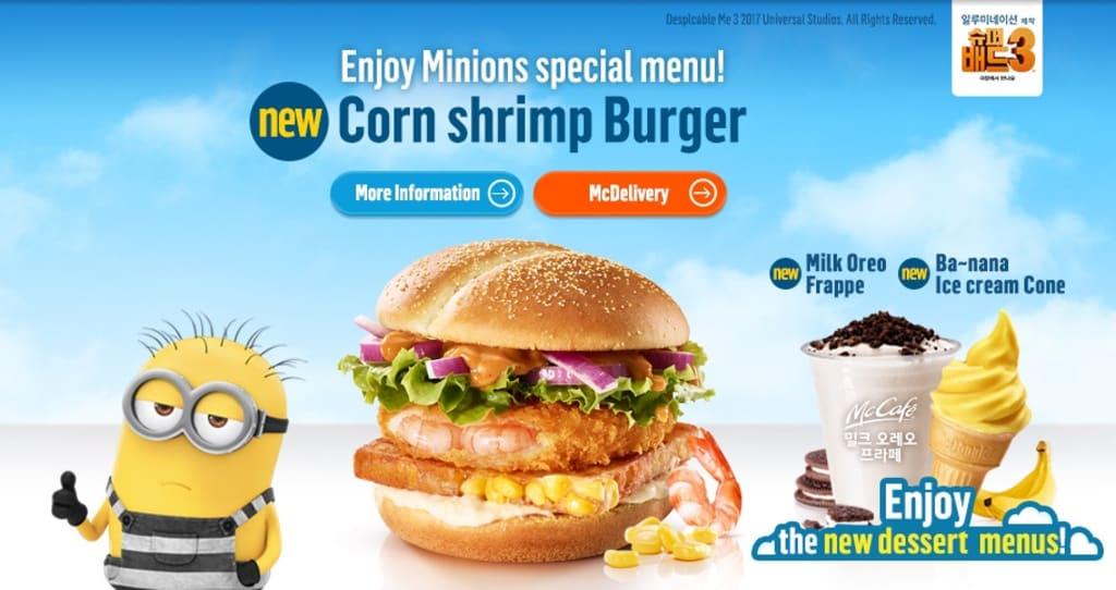 Weird Mcdonalds Food 3