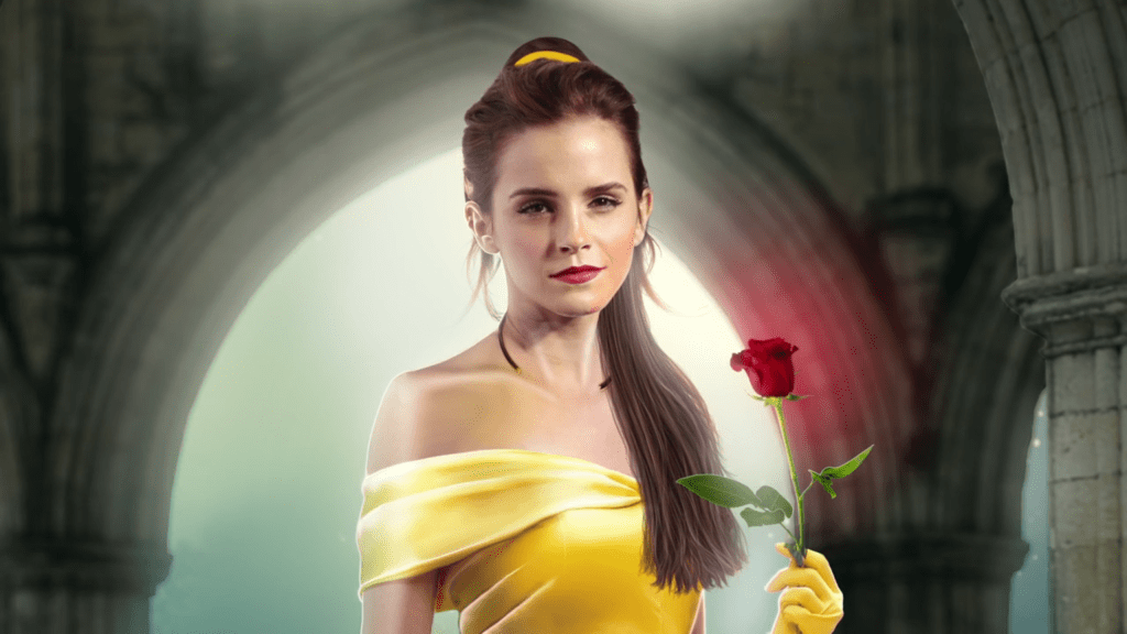Emma Watson A Winsome Belle In Live Action 'Beauty And The Beast'