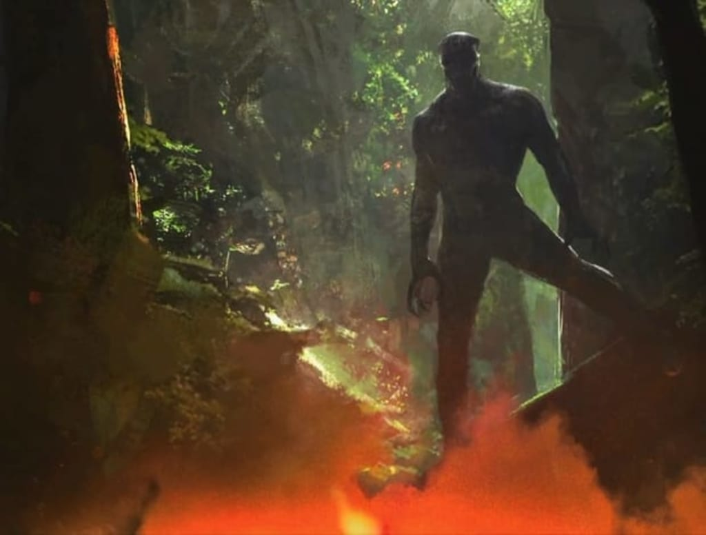 From Coltan to Vibranium: How Marvel's Black Panther Mirrors Real-Life Issues in Africa Today