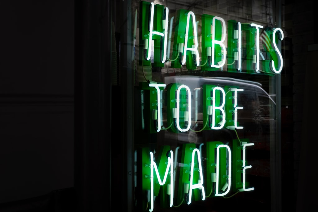 The Science Behind Making and Breaking Habits